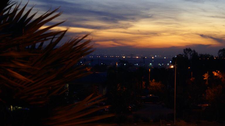 Otay Mesa Sunset 1