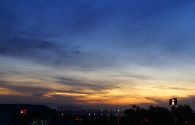 Otay Mesa Sunset 2