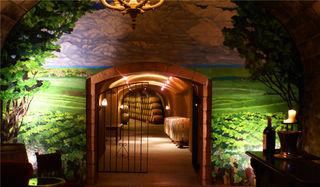 11_08 rubicon winery wine cellar