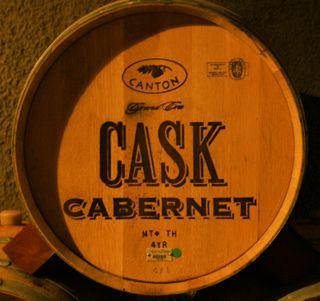 09_09 rubicon cask cabernet cask