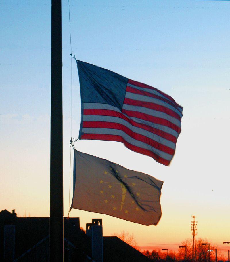 11-09 american flag