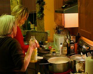 17a kitchen blur