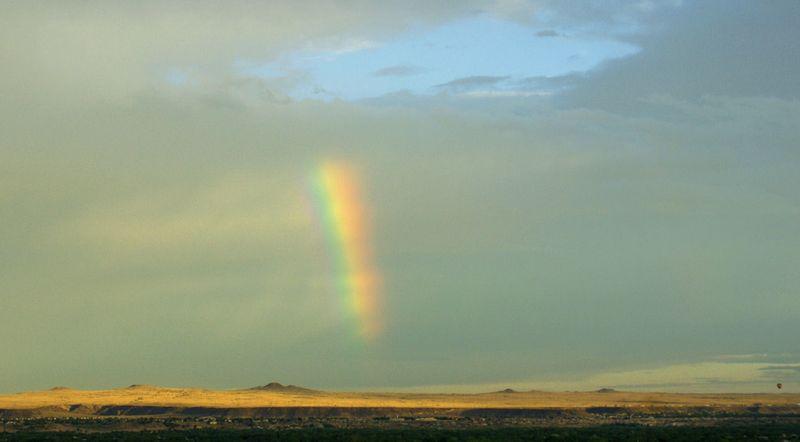 07_10 thumb albuquerque sunrise and rainbow 2