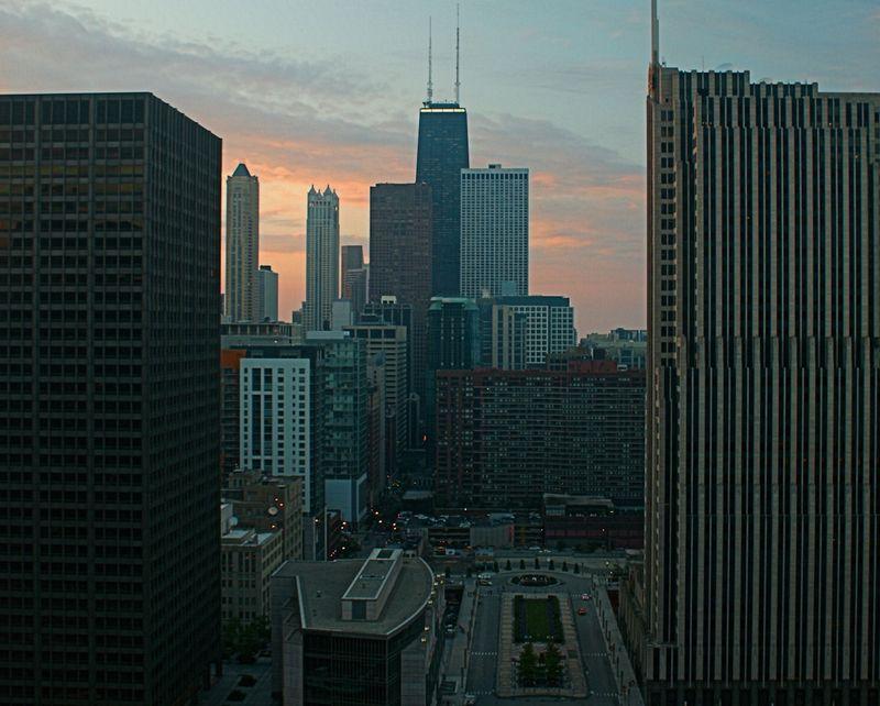 07_10 thumb chicago sunset