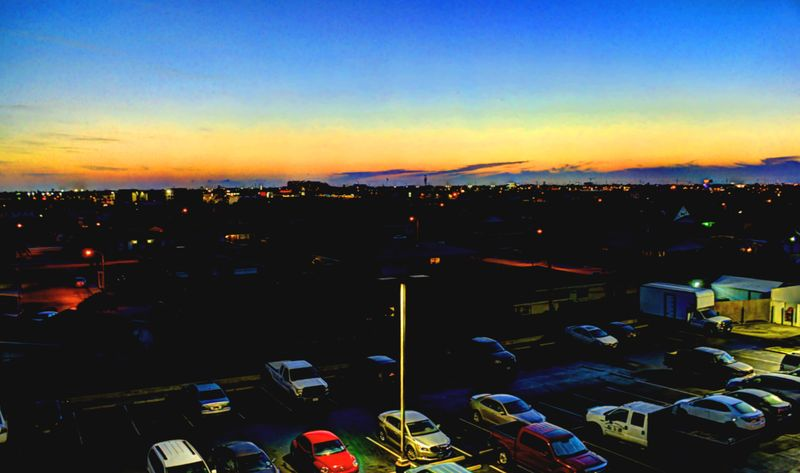 05_14 parking lot sunrise DSC00059_60_61_fused