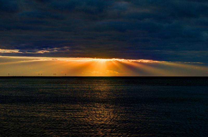 11_16 key west sunrise cloudy 2 DSC04044_5_6_Painterly 5