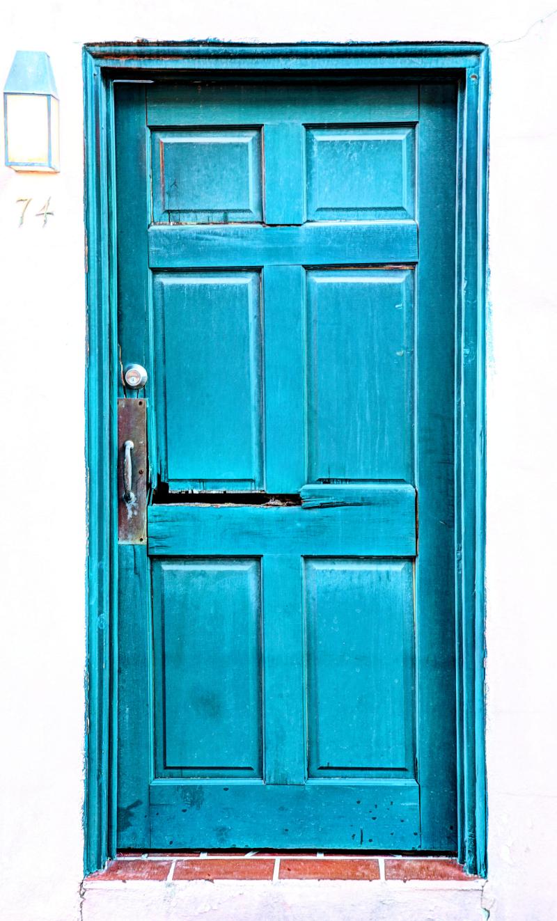 11_18 st augustine blue door DSC02761_2_3_Painterly 5