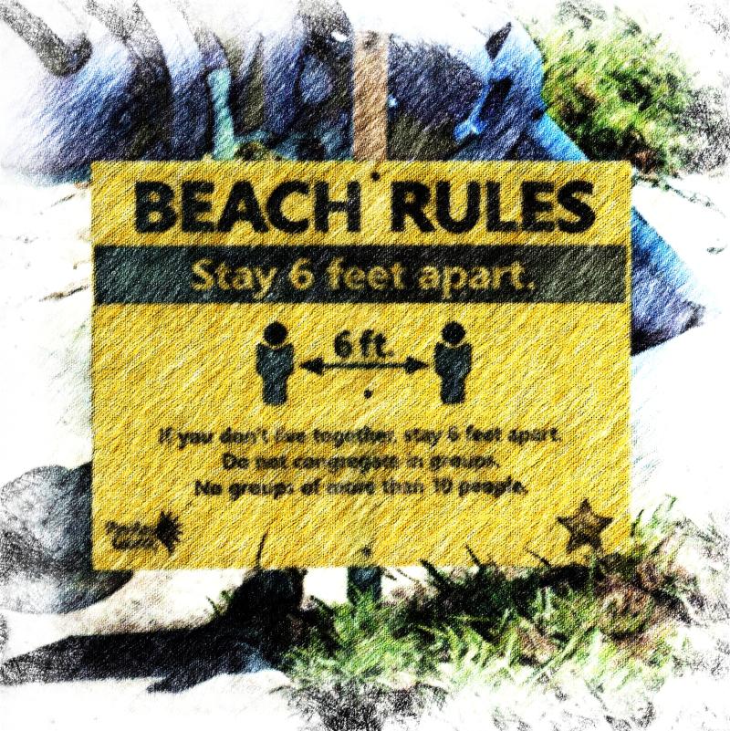 03_21 beach rules DSC06387 colored pencil