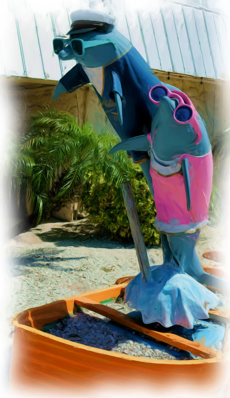 03_21 dressed dolphins DSC06363 oil