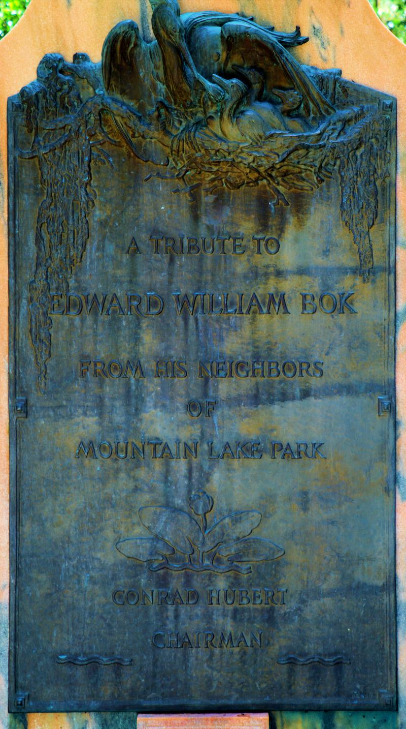 08_21 Bok Tower neighbor memorial DSC07045 -1